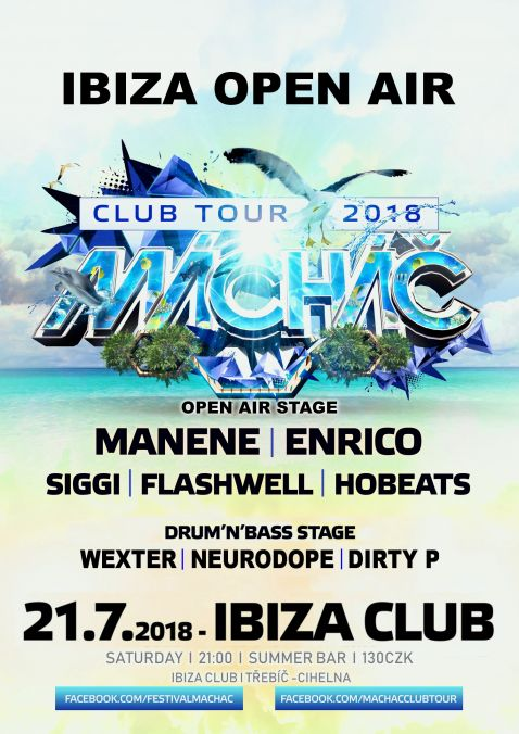Mácháč Club Tour